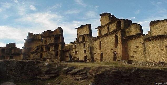 Fortaleza de Piruro, antiguos rascacielos de América en Huánuco