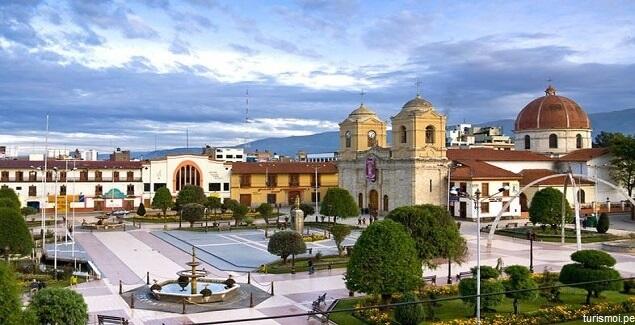 ¿Por qué la Plaza principal de Huancayo se llama Constitución?