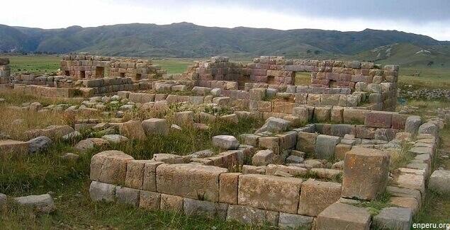 Huarivilca, yacimiento arqueológico pre inca en Junín