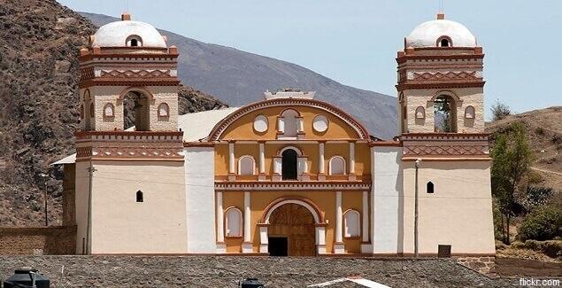 San Juan Bautista de Huaytará