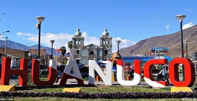 Imágenes de lugares turísticos de Huánuco