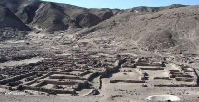 La Ciudad Perdida de Huayuri en Palpa Ica
