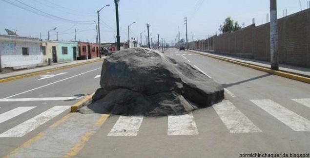 La Piedra de Alto Larán y su peculiar leyenda en Ica