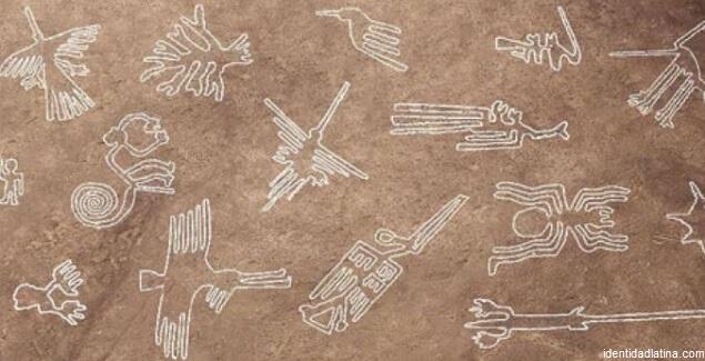 Líneas de Nazca serían señales de fuentes de agua