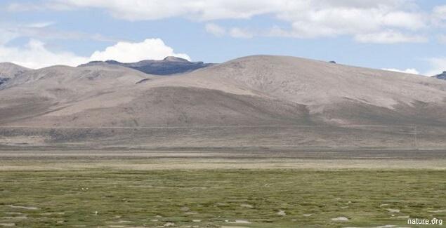 Ecoturismo en las Lomas de Atiquipa en Arequipa