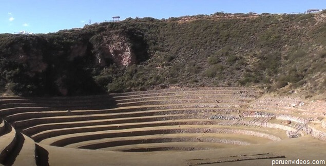 Moray era centro de investigación agrícola inca en el Cusco