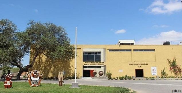 Ica tiene uno de los mejores museos del Perú