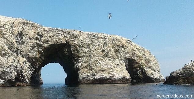 las Islas Ballestas de Paracas