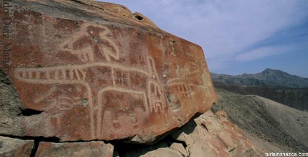 los Petroglifos de Chichictara en Ica