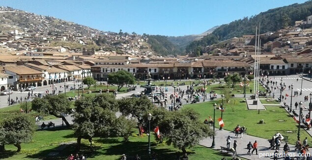 Plaza de Armas del Cusco es un verdadero museo al aire libre