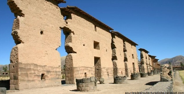 Raqchi, la inmensa edificación Inca en el Cusco