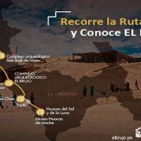 Ruta Moche de Lambayeque y La Libertad