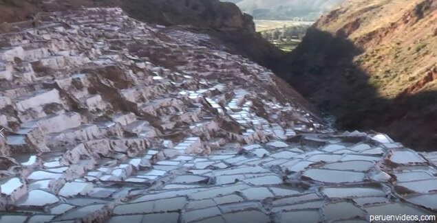 La Salinera de Maras en Cusco