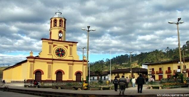 San Miguel de Cajamarca es un majestuoso valle de formas y matices