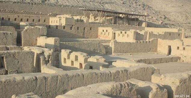 Tambo Colorado en Ica, sitio arqueológico mejor conservado