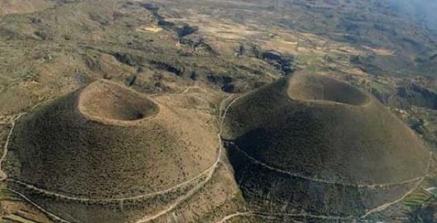 Tour a Valle de los volcanes de Arequipa