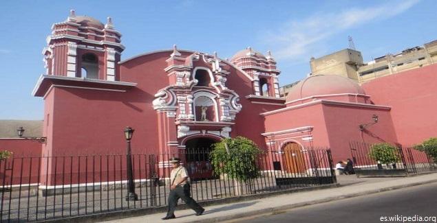 Descubre una de las primeras Iglesias de Lima