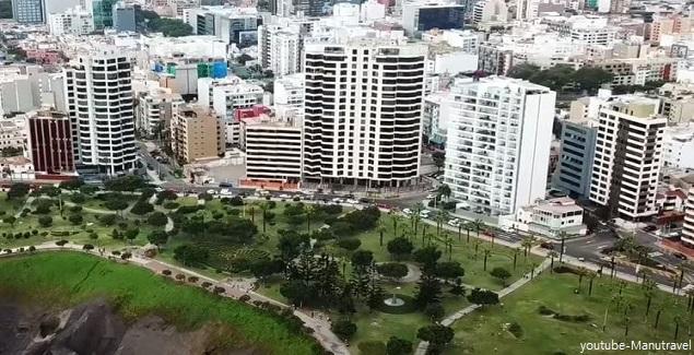 Visite Miraflores, distrito limeño turístico, cultural y comercial