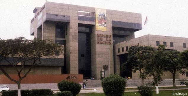 Visite el Museo de la Nación, un espacio abierto a la cultura peruana