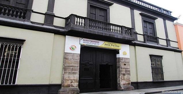 Vive la realidad amazónica en el Museo Etnográfico José Pío Aza