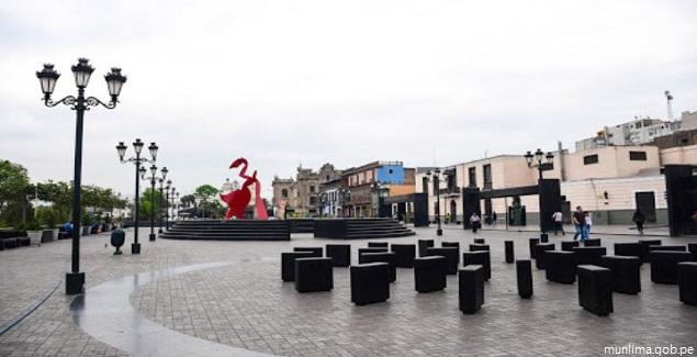 La Alameda Chabuca Granda, el mirador de Lima
