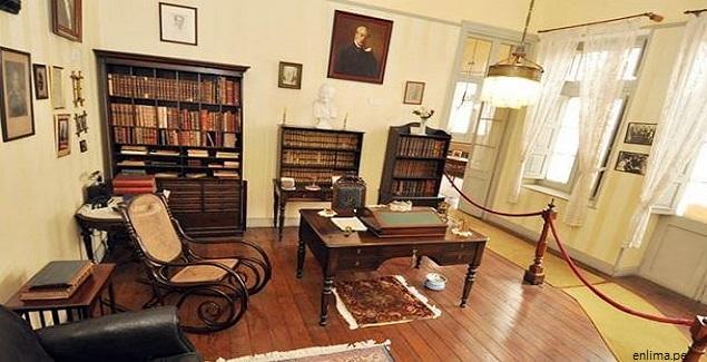 Visite la Casa Museo de Ricardo Palma en Miraflores