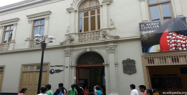 Casona O´Higgins, símbolo de la fraternidad peruano-chilena