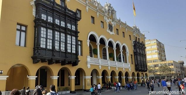 Redescubra el valor histórico de la Municipalidad de Lima