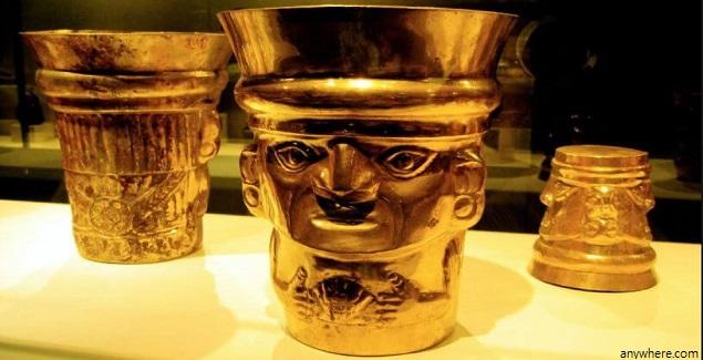 Museo de Oro del Perú, el pasado en vitrina de diversas civilizaciones