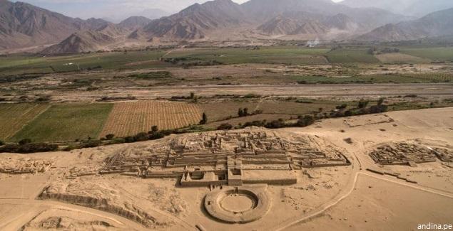 Caral: La Civilización más antigua de América