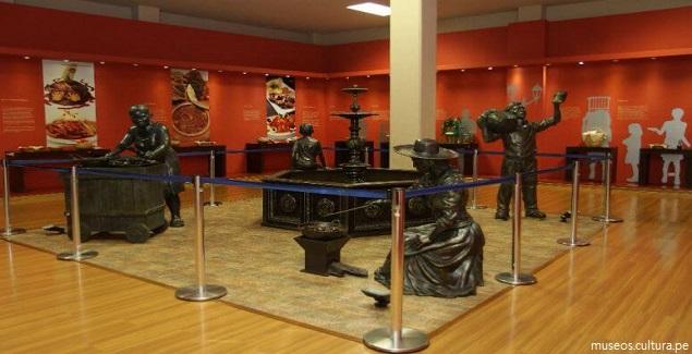 La Casa de la Gastronomía es el museo del sabor peruano