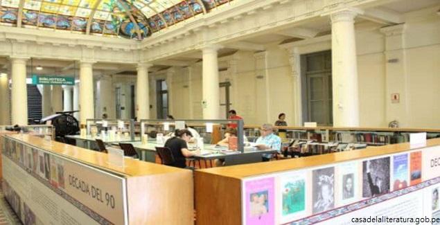 La Literatura Peruana también tiene su Museo en Lima