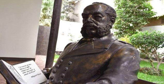 Conozca la Casa Museo del Almirante Miguel Grau en Piura