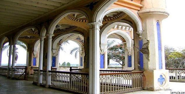 Castillo Unanue de Cañete, una hermosa mansión republicana