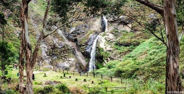 Visita la Catarata de Antankallo, la joya de Matucana muy cerca de Lima