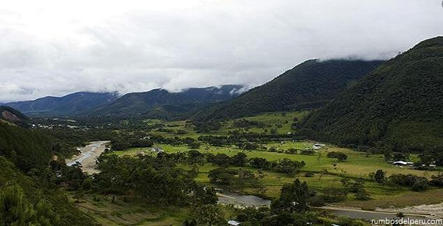 Chontabamba, escenario perfecto para el turismo vivencial, en Pasco