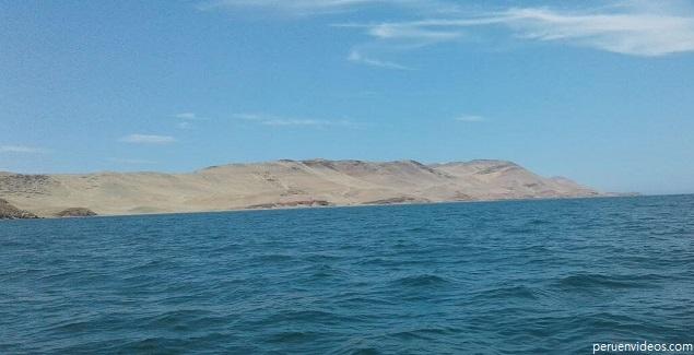 Cómo llegar a la Isla San Lorenzo del Callao