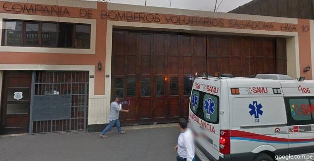 Conozca una de las compañías de Bomberos más antigua del Perú