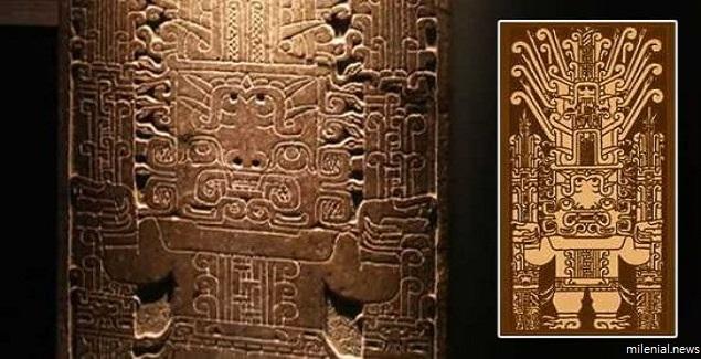 Sabía que la Estela de Chavín de Huántar fue usada como mesa