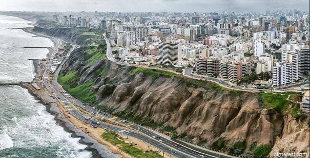 La Costa Verde de Lima: su historia y crecimiento