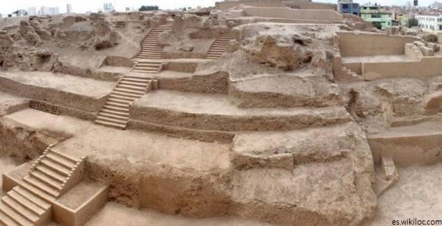 Huantinamarca, monumento prehispánico en San Miguel