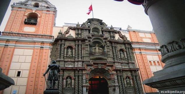 Visite La Iglesia de la Merced en su Tour por Lima