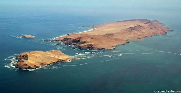 La Isla San Lorenzo frente al Callao, un lugar rico en fauna marina