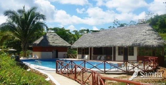 Samiria Ecolodge, un albergue en medio de la naturaleza de Iquitos