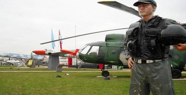 Visite el Parque Temático de la Fuerza Aérea del Perú en el Callao