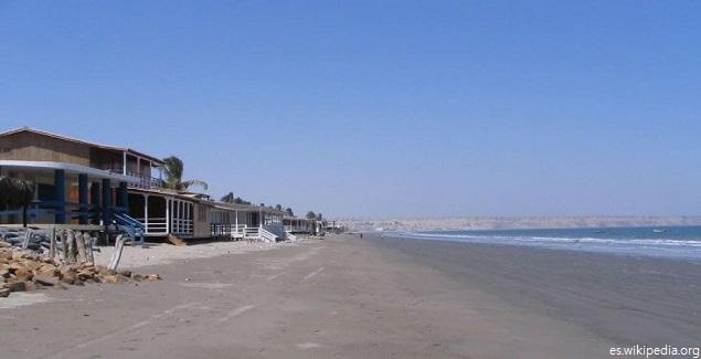 Playa Colán, un lugar perfecto para deportes de aventura