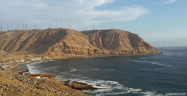 La Herradura, una atractiva playa para surfistas en Lima