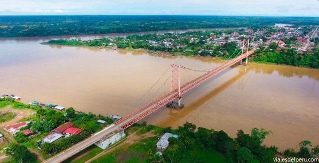 El Puente Intercontinental de Puerto Maldonado es el más largo del Perú