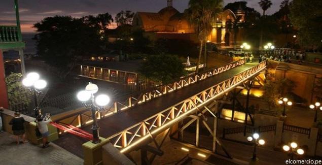 El Puente de los Suspiros, un pintoresco rincón barranquino