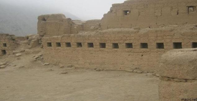 Conozca Uquira, el palacio inca en la costa del Perú